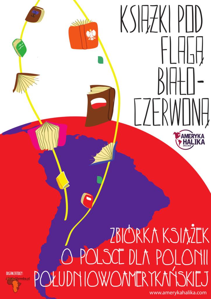 Plakat książkowy