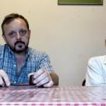 Luis Przysieznik oraz Don Luis. Fot. Agnieszka Wołowczyk
